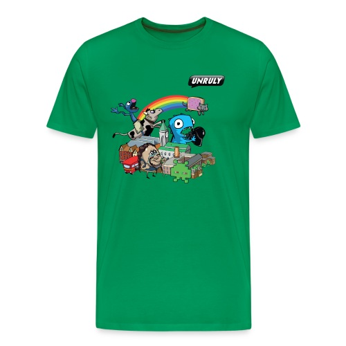 Number2 - Men's Premium T-Shirt