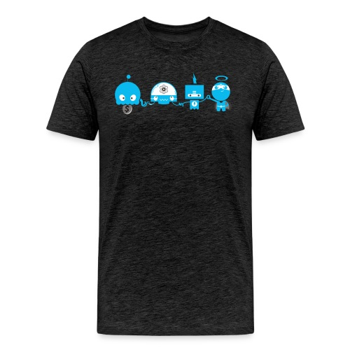 Number7 - Men's Premium T-Shirt