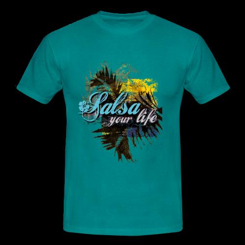 Salsa your life 2, T-Shirt - Männer T-Shirt