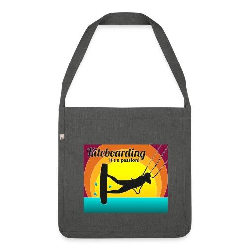 Kite Sundowner Tasche - Schultertasche aus Recycling-Material