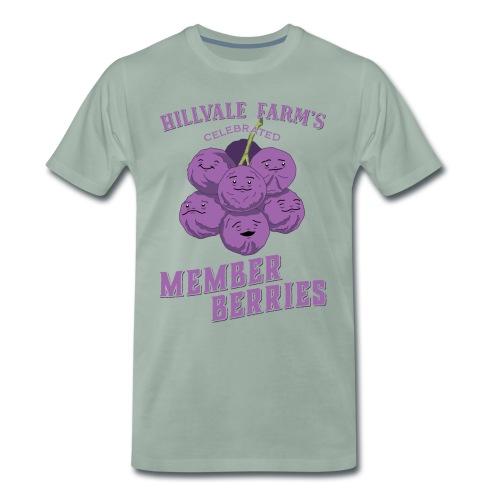 Member Berries - Men's Premium T-Shirt