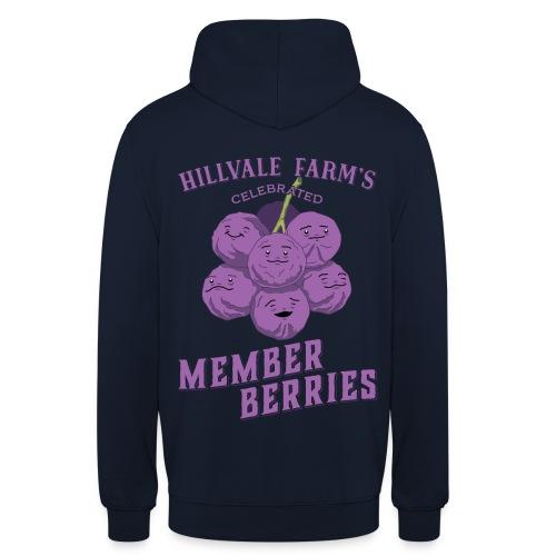 Member Berries - Unisex Hoodie