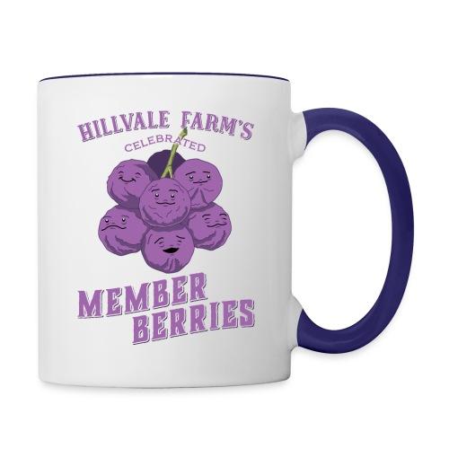 Member Berries - Contrasting Mug