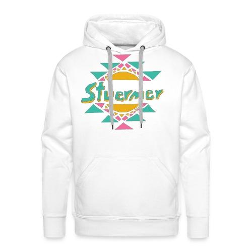 Stuermer Arizona Eistee Edition Kaputzenpullover - Männer Premium Hoodie