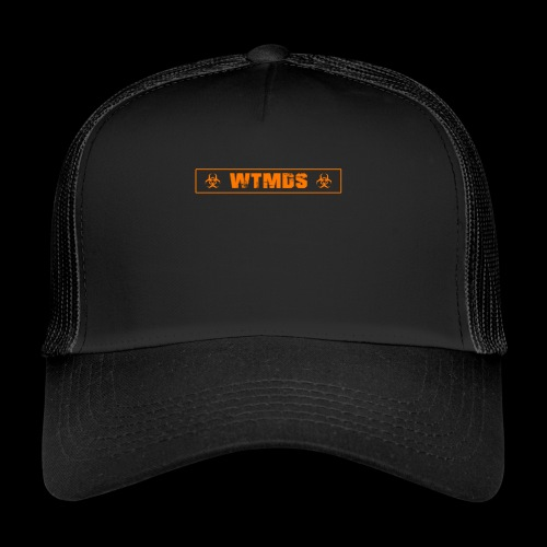 EVP_WTMDS_ORANGE Trucker Cap - Trucker Cap