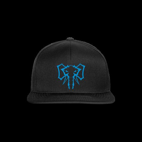 Elephant Blue  - Herre Snapback Cap - Snapback Cap
