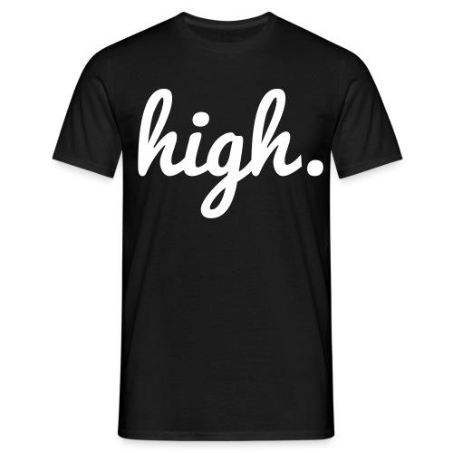 HIGH - T-shirt Homme