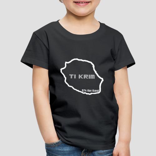 T-shirt Premium Enfant Ti Krim - T-shirt Premium Enfant