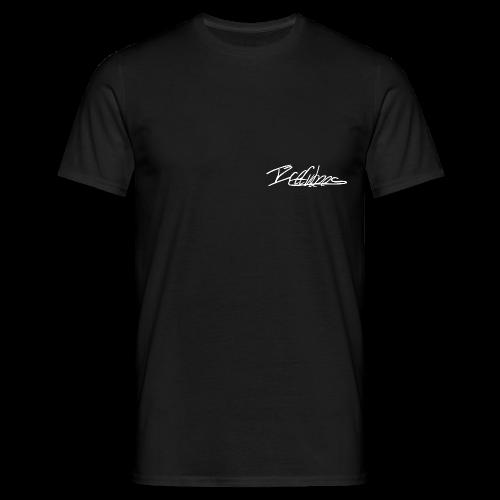 T-Shirt Homme IceCubees Cursivees - T-shirt Homme