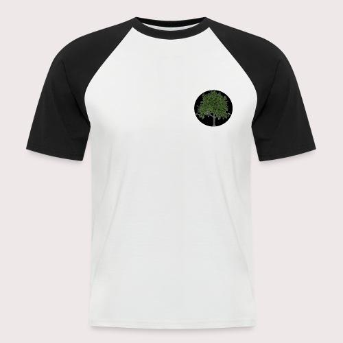Bäume und Äste - Shirt - Männer Baseball-T-Shirt