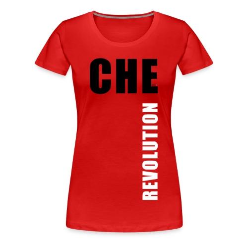 Revolution - Frauen Premium T-Shirt