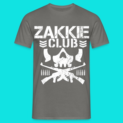 Zakkie Club - Men's T-Shirt