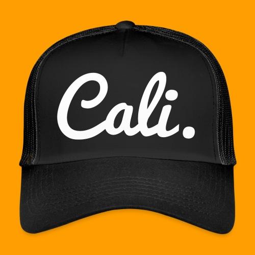 Cali's Cap - Trucker Cap