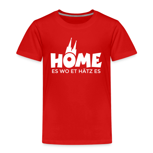 Home es wo et Hätz es - Köln Design