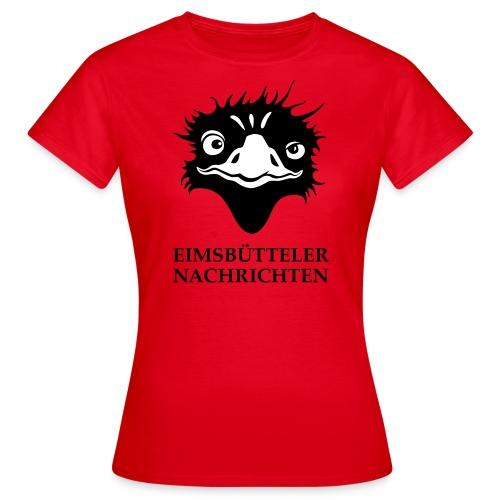 EMU EN T-Shirt standard (f) zweifarbig - Frauen T-Shirt