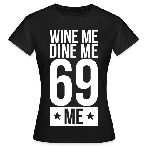 Women's Pickup Line T-Shirt (White) - Women's T-Shirt