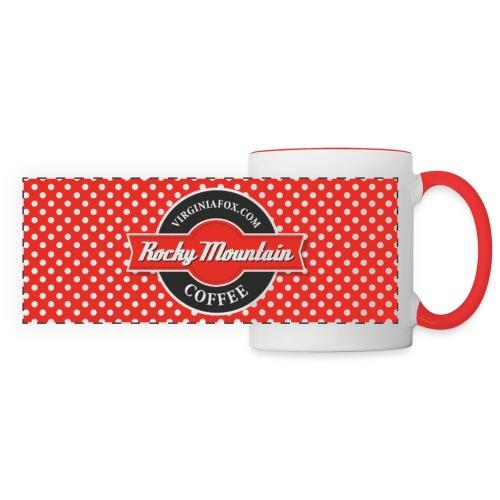 Rocky Mountain Coffee Tasse - Panoramatasse