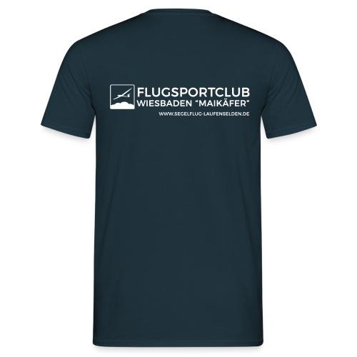 TShirt Einfach - Männer T-Shirt
