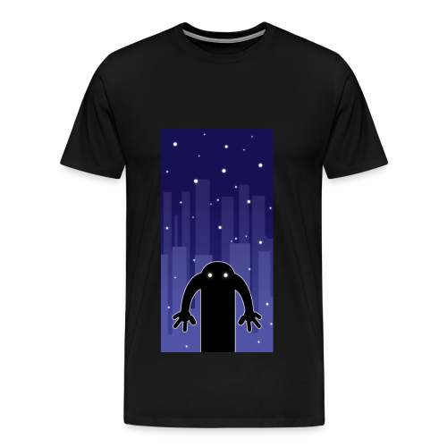 Haunt - Herre premium T-shirt - Herre premium T-shirt