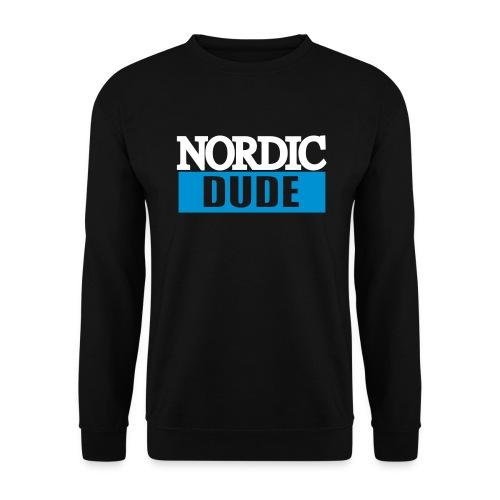 Nordic Dude - Männer Pullover