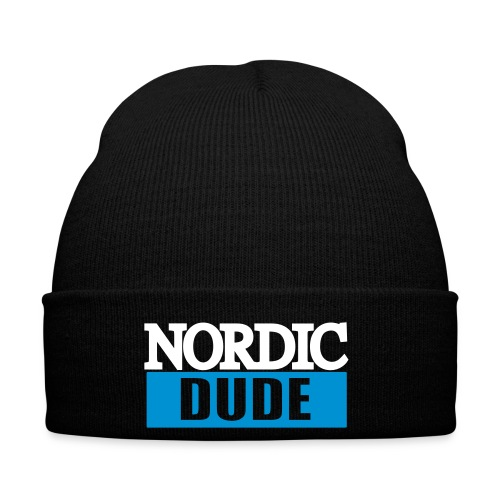 Nordic Dude Mütze - Wintermütze