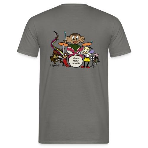 kisuMà-Herrenshirt - Männer T-Shirt
