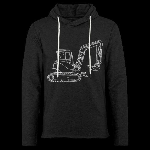 Bagger - Leichtes Kapuzensweatshirt Unisex