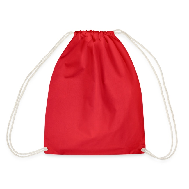Gemini Moon Drawstring Bag