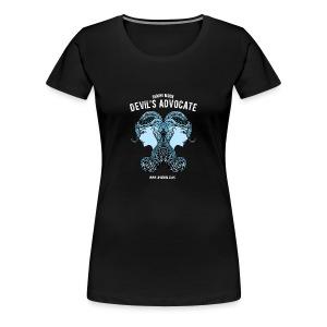 Gemini Moon Women's Premium T-Shirt - Women's Premium T-Shirt