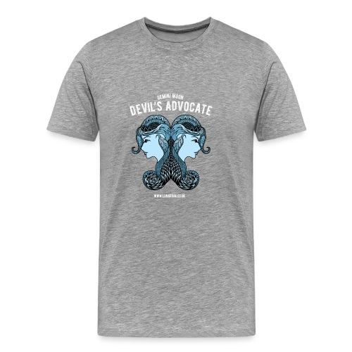 Gemini Moon Men's Premium T-Shirt - Men's Premium T-Shirt