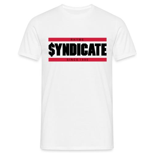Rhyme Syndicate Tee - Men's T-Shirt