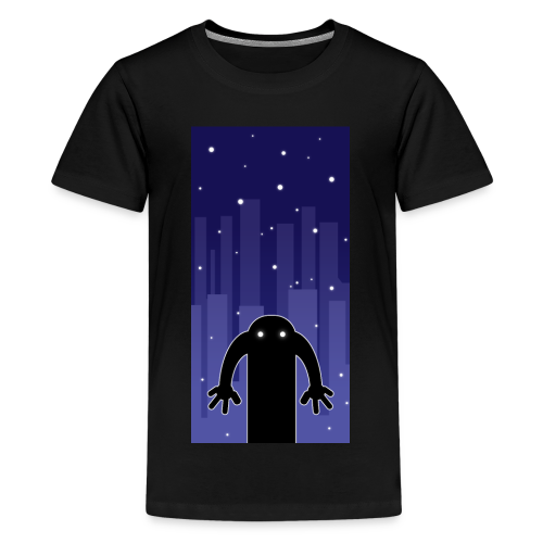 Haunt - Teenager premium T-shirt - Teenager premium T-shirt
