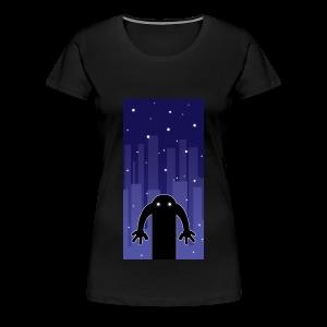 Haunt - Dame premium T-shirt - Dame premium T-shirt