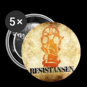 RESISTANSEN PIN 5-PAKKNING! - Middels pin 32 mm