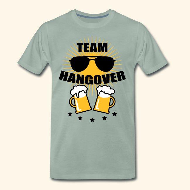 189bdcd6bcda41 Team Hangover Sonnenbrille JGA Sunglasses 3c Party Member Beer Alcohol Shirt