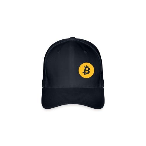 Bitcoin - Baseball Cap - Flexfit Baseball Cap