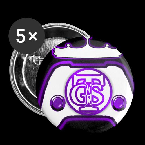 Chapa ItsGamestreamTime logo - Chapa mediana 32 mm