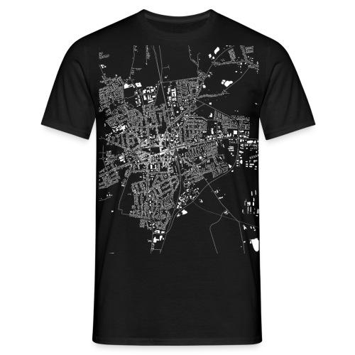 HEIDE Shirt Schwarz - Männer T-Shirt