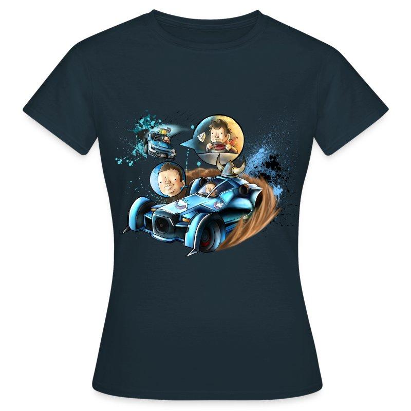 Rocket League (La légende) - Femme - T-shirt Femme