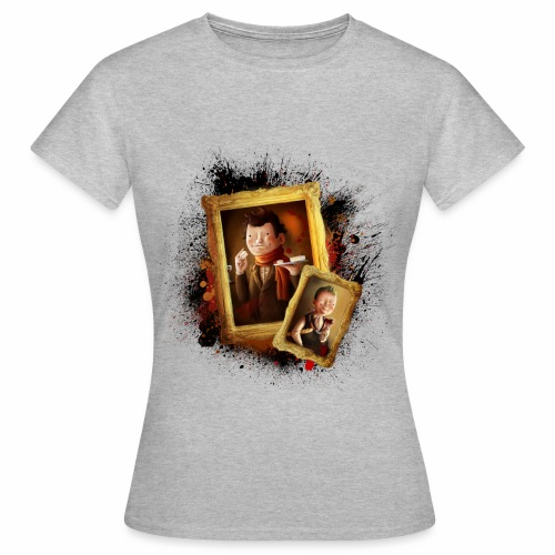 Unboxing (Fromage) - Femme - T-shirt Femme