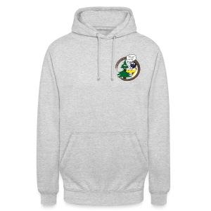 Fumas Fickbaum Hoodie (Logo hinten) - Unisex Hoodie