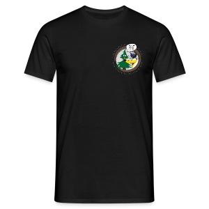 Fumas Fickbaum Shirt (Logo hinten) - Männer T-Shirt