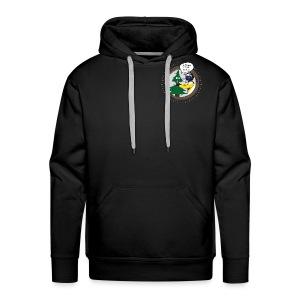 Fumas Fickbaum Hoodie (Logo hinten) - Männer Premium Hoodie