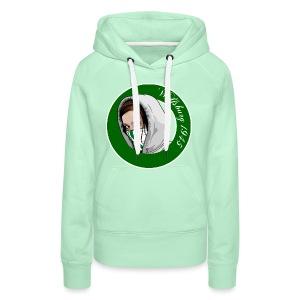 Wolfsburg Girls - Frauen Premium Hoodie