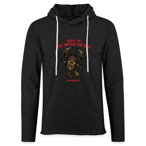 Scorpio Sun Light Unisex Sweatshirt Hoodie - Light Unisex Sweatshirt Hoodie