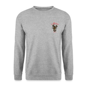 Scorpio Sun Men's Sweatshirt  - Men's Sweatshirt