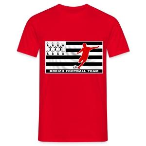Breizh Football Team - Men's T-Shirt