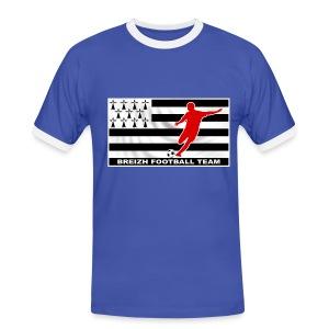 Breizh Football Team - Men's Ringer Shirt