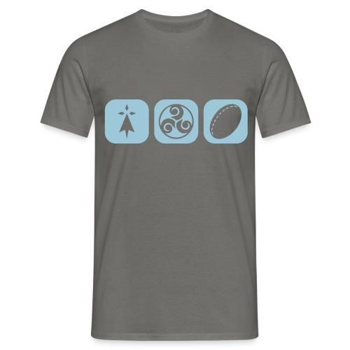 Ticheurte Breizh - T-shirt Homme