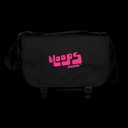 Handy shoulder bag bLoops Puzzle (pink printed) - Shoulder Bag